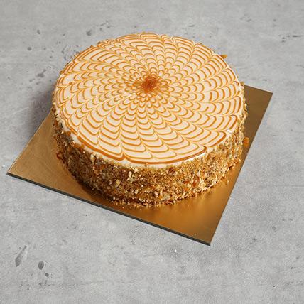 1Kg Yummy Butterscotch Cake BH: