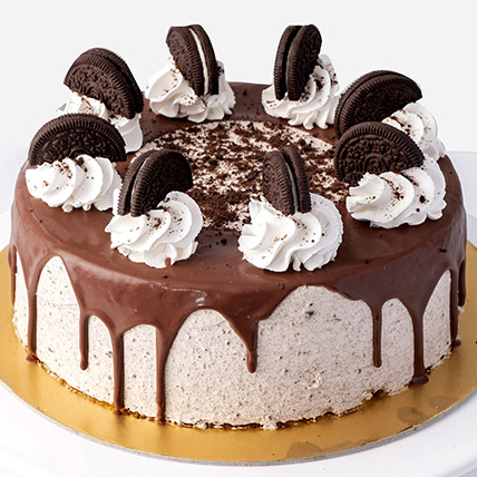 4 Portions Oreo Cake: Cake Delivery in Bahrain