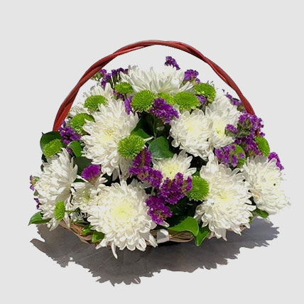 Beautiful Mixed Flowers Arrangement: Egypt Gift Delivery