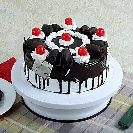 Black Forest Gateau: Gifts To India
