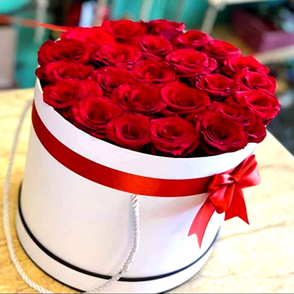 Ruby Red Hamper: Valentines Gifts Delivery in Jordan