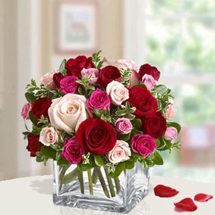 Legendary Pink: Kuwait Flowers