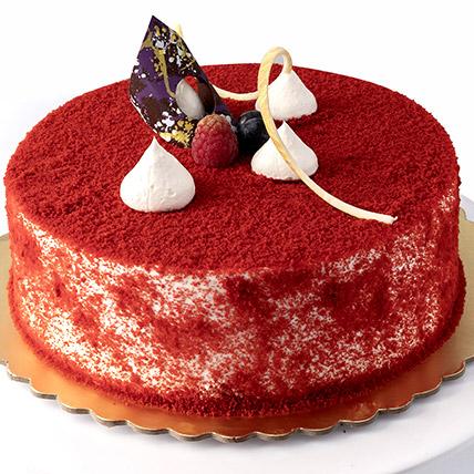 Red Velvety Cake: