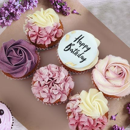 Yummy Cupcakes: