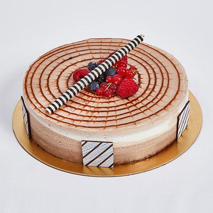4 Portion Triple Chocolate: Valentine Day Cakes to Al Ain