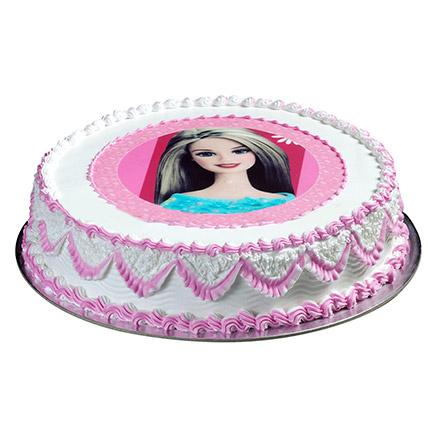 Barbie Special Cake: Barbie Doll Cake