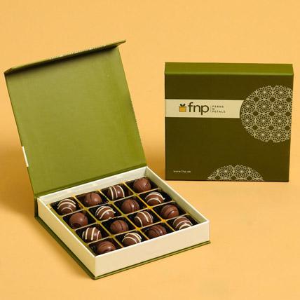 Box of Gourmet Chocolate: Diwali Chocolate Hampers