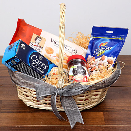 Coffee Time Hamper: Best Birthday Gift for Wife