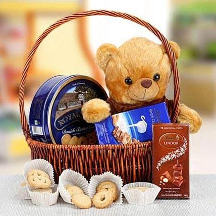 Cuddly Wishes: Bhai Dooj Chocolates