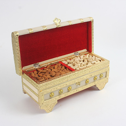 Designer Dry Fruits Box:  Business Gifts