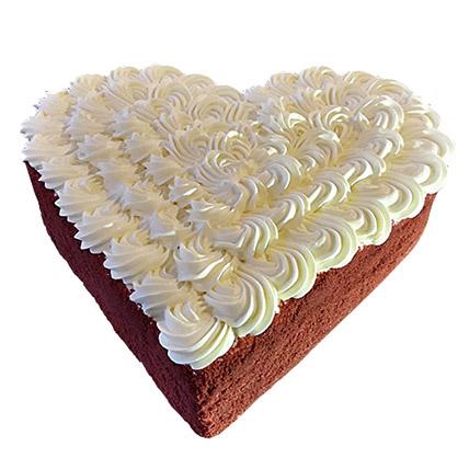 Eternal Sweetness Cake: Valentine Day Cakes to Ajman