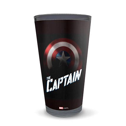 Marvel Captain America The Captain Latte Glass: Unique Gift Ideas