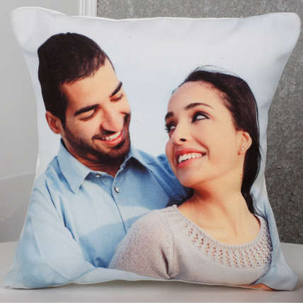 Personalized Picture Cushion:  Gifts Delivery