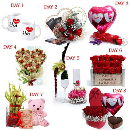 Sweet Thought: Propose Day Flowers & Teddy Bears