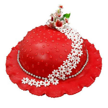 Scarlets Hat: Anniversary Designer Cakes