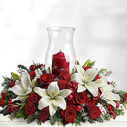 Centre of Attraction: Carnation Flower Bouquet