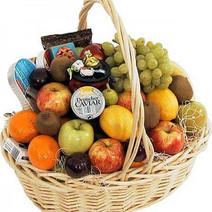 Full of Fruits: Fruit Basket Dubai