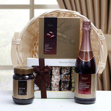 Delectable Centerpiece: Ramadan Gift Hampers