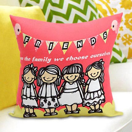 Best Friend: Friendship Day Cushions