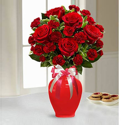 Sweethearts Bouquet: Thank You Flowers