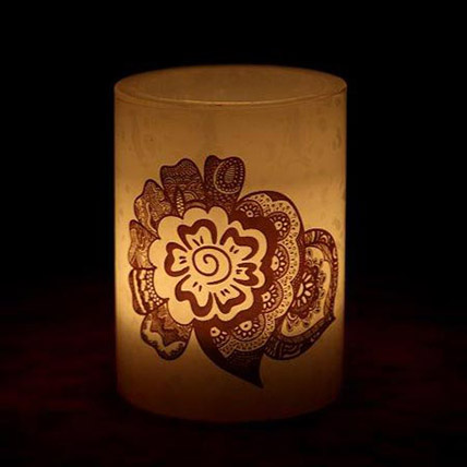 Henna Candle: Candles