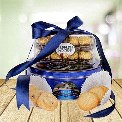 Choco Cookie Delight: Best Chocolate in Dubai