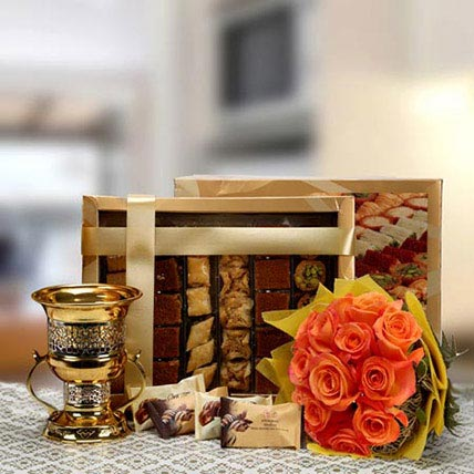 Blooming Wishes: Ramadan Gift Hampers
