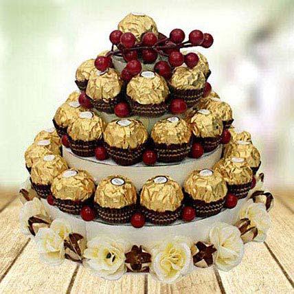 Chocolate Tower: Best Chocolate in Dubai