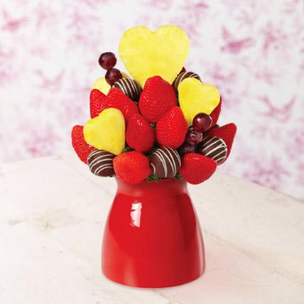 Love Bouquet: Edible Arrangements