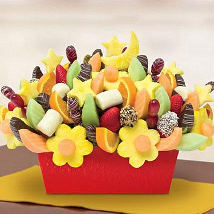 Suhoor Gathering Arrangement: Fruit Basket Dubai