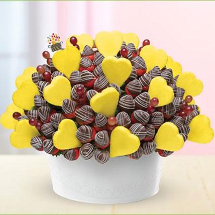 Endless Love Bouquet: Edible Arrangements