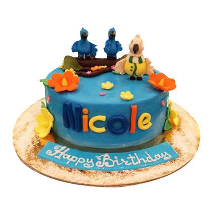 Rio Cake: Designer Cakes