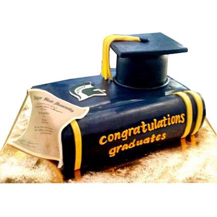 Graduation Cake: