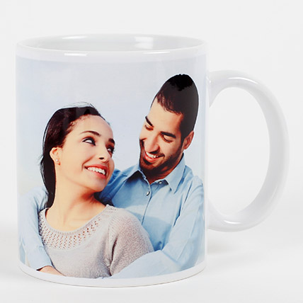 Eternal Love Personalized Mug: Bhai Dooj Personalised Gifts