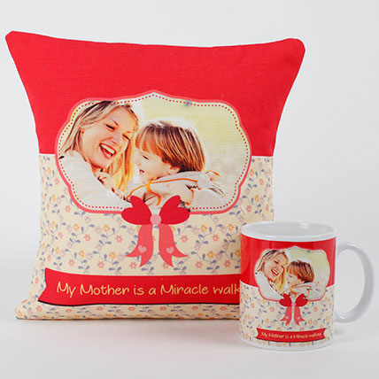 Mom Special Personalized Combo: Personalised Gifts for Parents