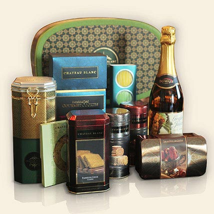 Gourmet Hamper:  Gifts Delivery