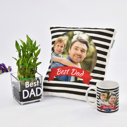 Best Dad Ever Combo: Personalized Father's Day Gifts 2021