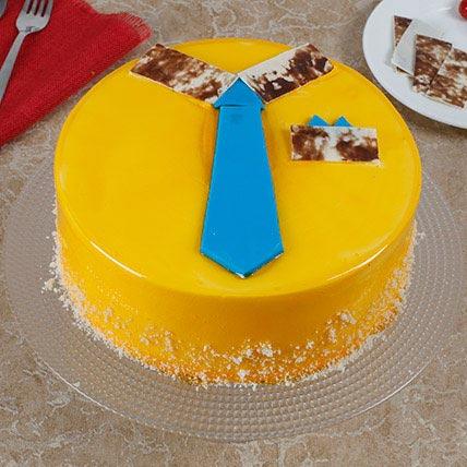 Summer Special Mango Cake: Anniversary Designer Cakes