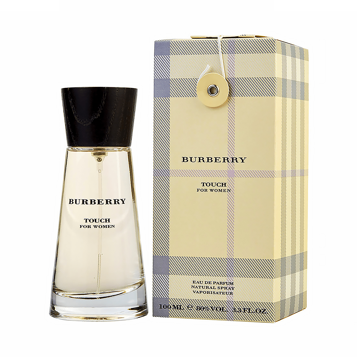 Touch by burberry For Women EDT: Birthday Gift Ideas