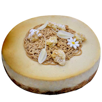 Sizzling Speculoos Cheesecake: Cheesecakes Delivery Dubai