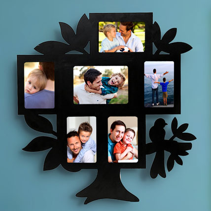 Family Tree Personalized Frame: Personalised Photo Frames