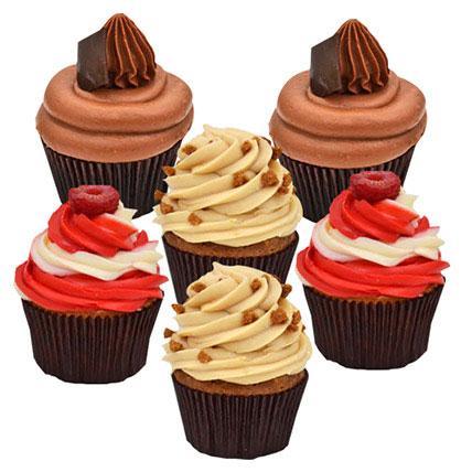 Six Delicious Cupcakes: Xmas Cupcakes
