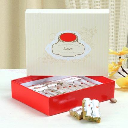 Box of Kaju Roll: Sweets in Ajman