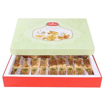 Box of Milk Cake:  Sweets Delivery
