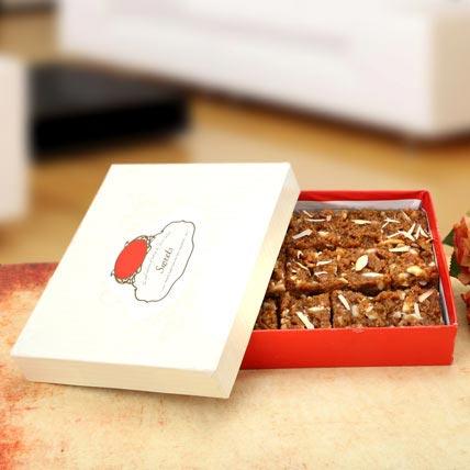 Delicious Dodha Barfi: Sweets in Ajman