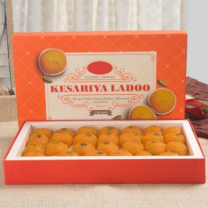 Lip Smacking Motichoor Laddoo: Sweets for Mothers Day