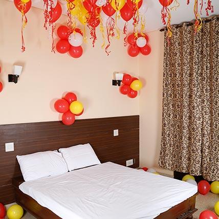Balloon Decor: Helium Balloons Dubai