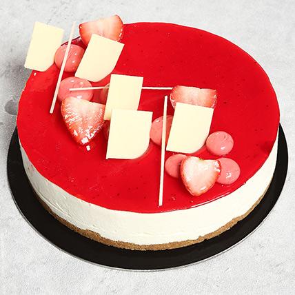 Strawberry Cheesecake: Cheesecakes