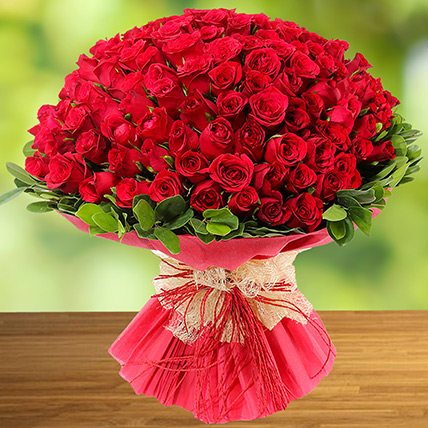 100 Red Roses: Anniversary Gift Ideas for Husband