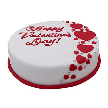 Special 1 Kg Valentines Day Cake: Valentine Gifts